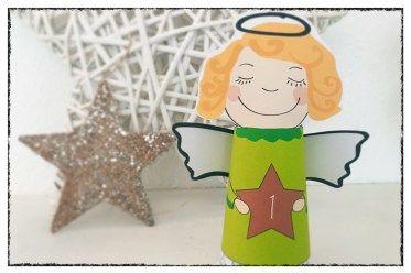 Wann ist Weihnachten? { Adventskalender für Kinder: DIY & Freebie }