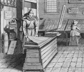 Johannes Gutenberg | Invention imprimerie : Johannes Gutenberg
