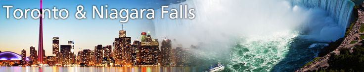 #Niagarafalls Full Day #Bus #Tours from #Toronto includes: 8 Hours Tour