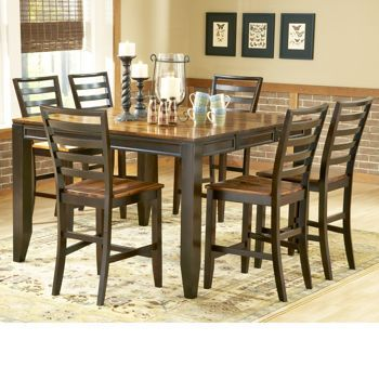 Costco Cooper 7 Piece Counter Height Dining Set Home