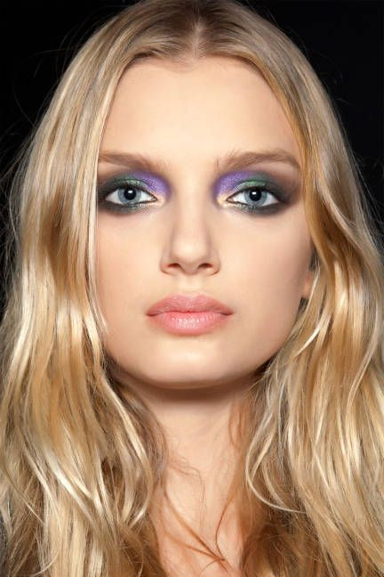 The hottest hair and makeup of fall 2012 - I am in