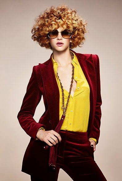 Fashionista Smile: Oversize Hair - Tendenze Capelli - Autunno Inverno 2014/15