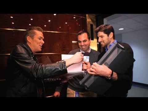 ben aaronu0027s elevator interview karaoke style with mark - Ben Aaron