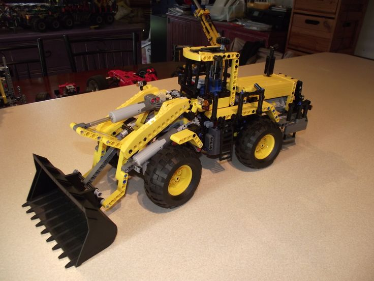 LEGO TECHNIC 8265 - LOADER