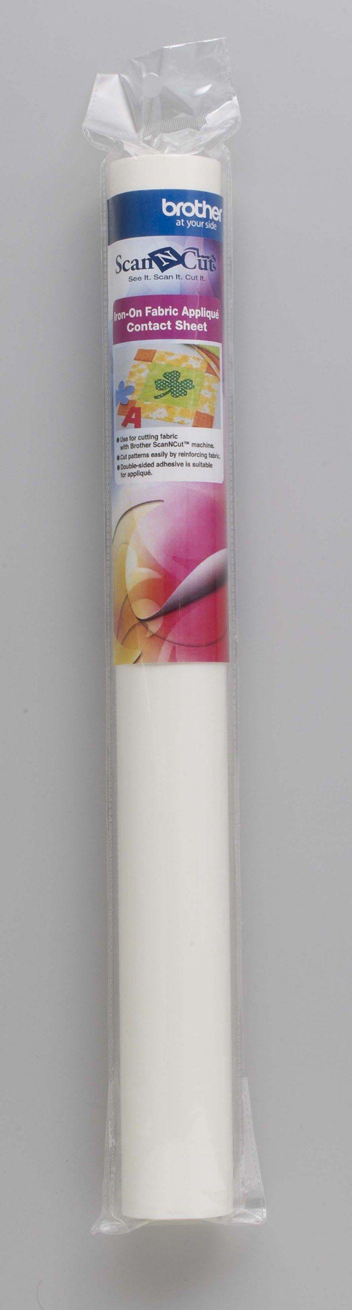 Foglio termo adesivo per applicazioni su tessuto Art. No. CASTBL1 per Brother ScanNCut CM840 - Foglio termo adesivo da applicare sul retro del tessuto. http://www.shopty.com/ita/prodotti/macchine-per-cucire-filati/filati-e-merceria/accessori-speciali-per-il-ricamo/foglio-termo-adesivo-per-applicazioni-su-tessuto-art-no-castbl1-per-brother-scancut-cm840.htm