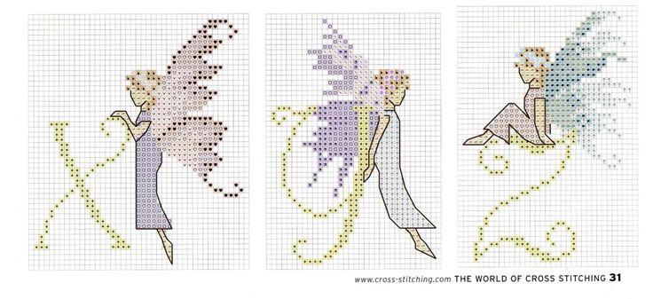 sandylandya@outlook.es  Gallery.ru / Фото #18 - The world of cross stitching 099 июль 2005 - tymannost