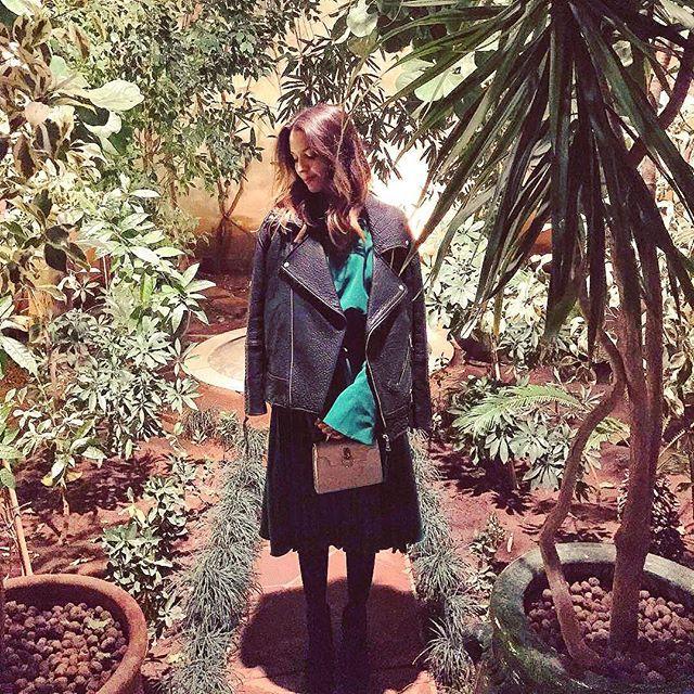 Lush goes hand in hand with luxury. @cosminabalaban wearing our #jaguar dress. More dresses on #ioanaciolacu.com #luxury #lush