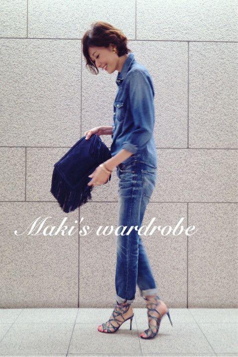 wardrobe 年月 の画像|田丸麻紀オフィシャルブログ Powered by Ameba