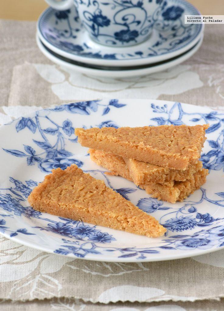 Te explicamos paso a paso, de manera sencilla, la elaboración del postre galletas shortbread rápidas. Ingredientes, tiempo de elaboración