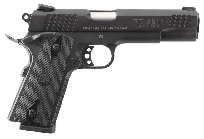 "Taurus 1911 5"" Barrel 9mm MSRP: $719"