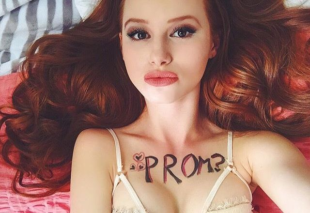 Heaven) (ingore prom) *i was laying in bed only in my bra and panties. I was looking at my phone when you lay on top of me and say...