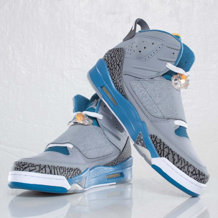 The new Air Jordan Son of Mars is now available at http://www