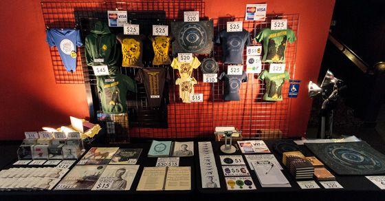 Merchandising para tu banda de música