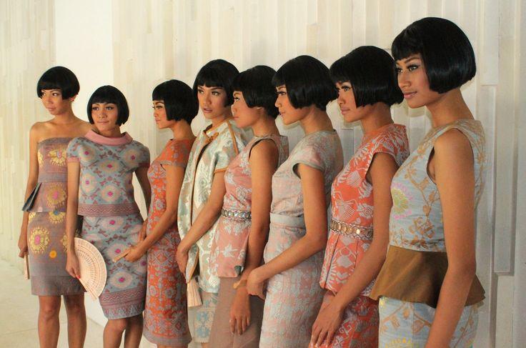 Priyo Oktaviano Fashion Show for APEC 2013