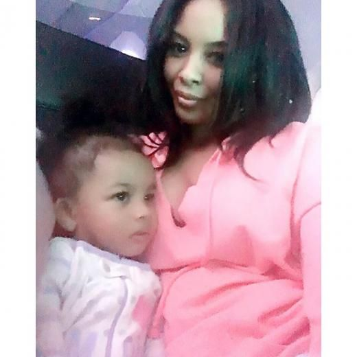 VANESSA SIMMONS IS ALL GROWN UP AND A MOM