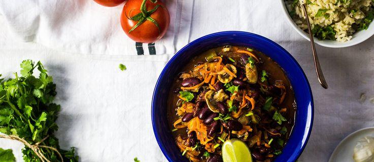 Chili Vegetariano picante | Jumbo Vida Saudável