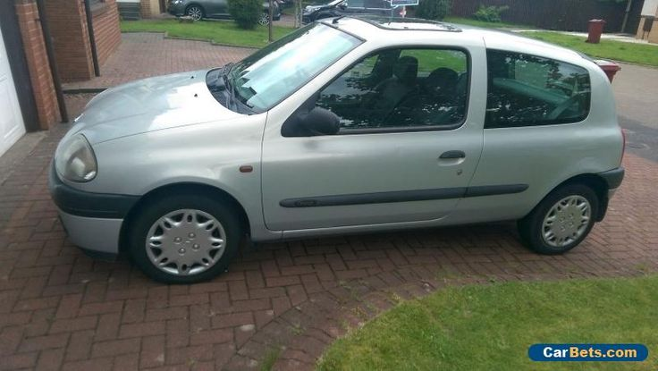 renault clio grande rn 1 2 2001 spares or repair renault clio forsale unitedkingdom cars. Black Bedroom Furniture Sets. Home Design Ideas