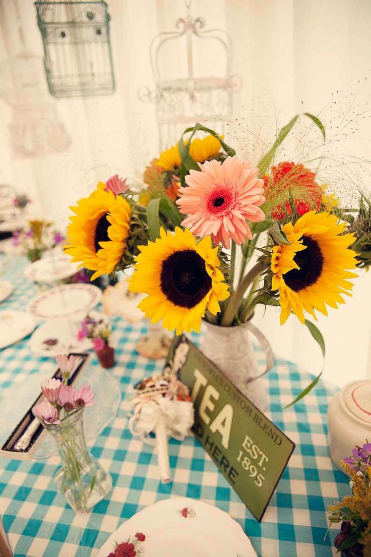 Wedding decorations using crepe paper october 2018  best Table Scapes images on Pinterest  Flower arrangements