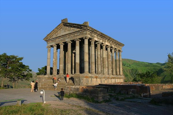 Temple of Garni, Armenia / Храм Гарни