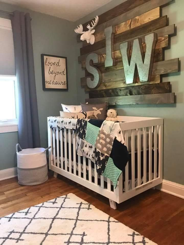 Explore Baby Boy Room Ideas On Pinterest See More Ideas About Twin Baby Boy Room Ideas Cute Baby Boy Nursery Baby Room Baby Boy Rooms Crib Bedding Boy