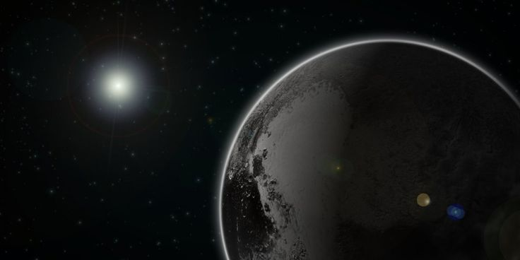 This animation shows the complex features of Pluto, which rival anything we've seen in the solar system