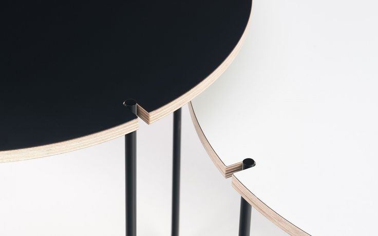 Mixrack table M and L - detail, Tapio Anttila Collection