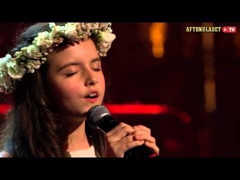Angelina Jordan - I'll Be There - 2014