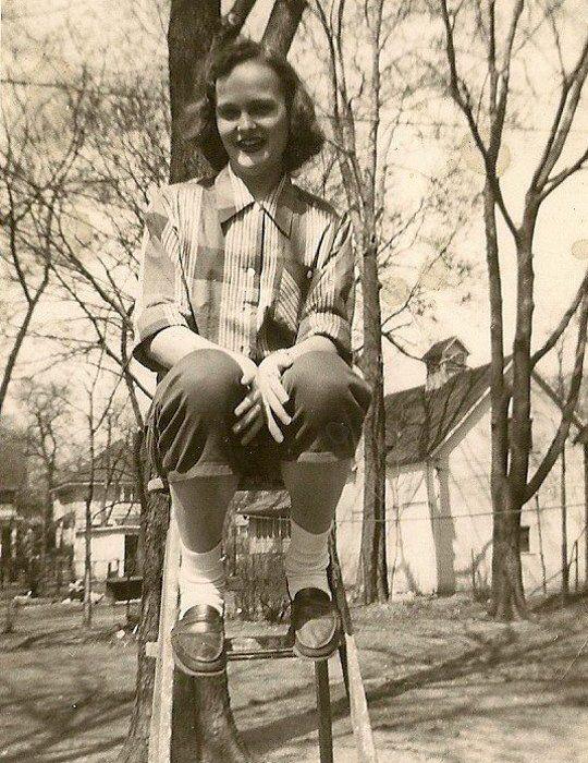 1950s fashion teenager | 1950's Vintage Fashion Style