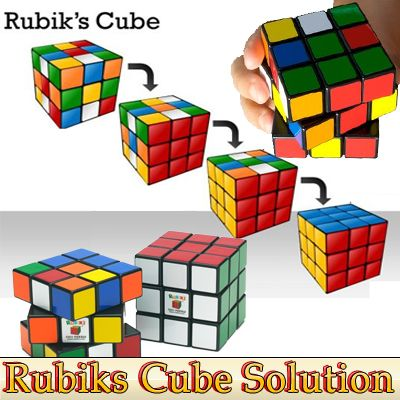 Rubiks Cube Solution Solve Rubiks Cube Pinterest Simple Rubik S Cube And Cubes