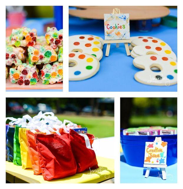 Kreatywne urodziny