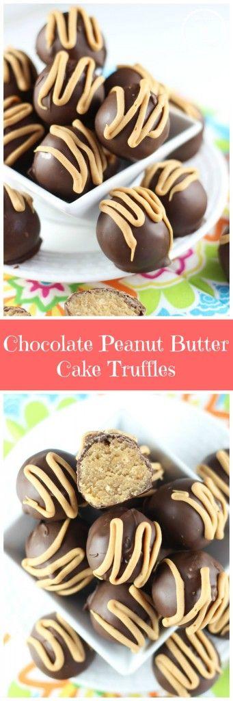 Truffle recipe using cake crumbs