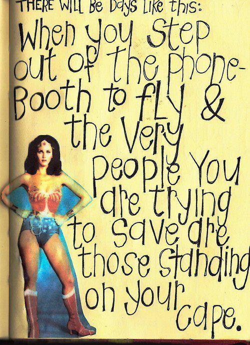 Wonder Woman | Quotes