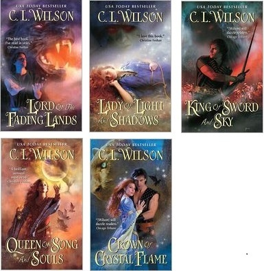 Tairen Soul series by C.L. Wilson (Fantasy - Romance) One of my favorite authorsAll Tim Favorite, Amazing Series, Amazing Book, Wilson Fantasy Rom, Excel Series, Fantasy Rom Series, Fairies Tales, Cheesy Covers, Books Reading