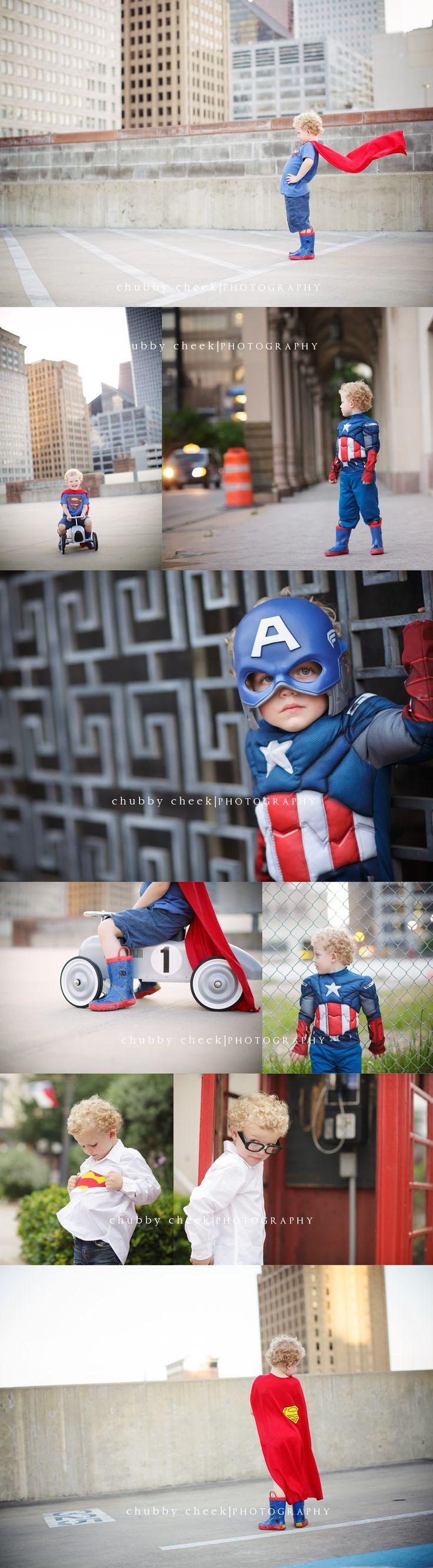 Superhero Photo Shoot part2!! Chubby Cheek Photography Houston, TX Natural Light Photographer