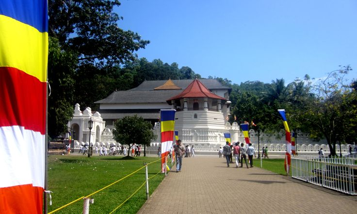 Sri Dalada Maligawa / Temple Of The Sacred Tooth Relic (ශ්රී දළදා මාළිගාව)