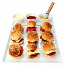 Eventos particulares fiesta para ni os princesas comida a domicilio fiestas pinterest - Cumpleanos infantiles comida ...