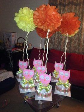 baby shower de bhos decoracin y recuerdos