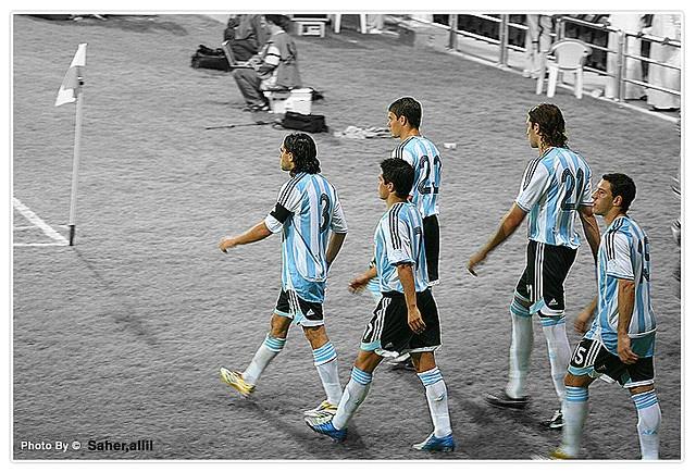 Best soccer team in the world!
