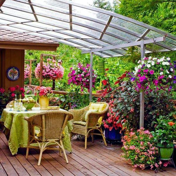 Célèbre Oltre 25 fantastiche idee su Giardino fiorito fai da te su  NA28