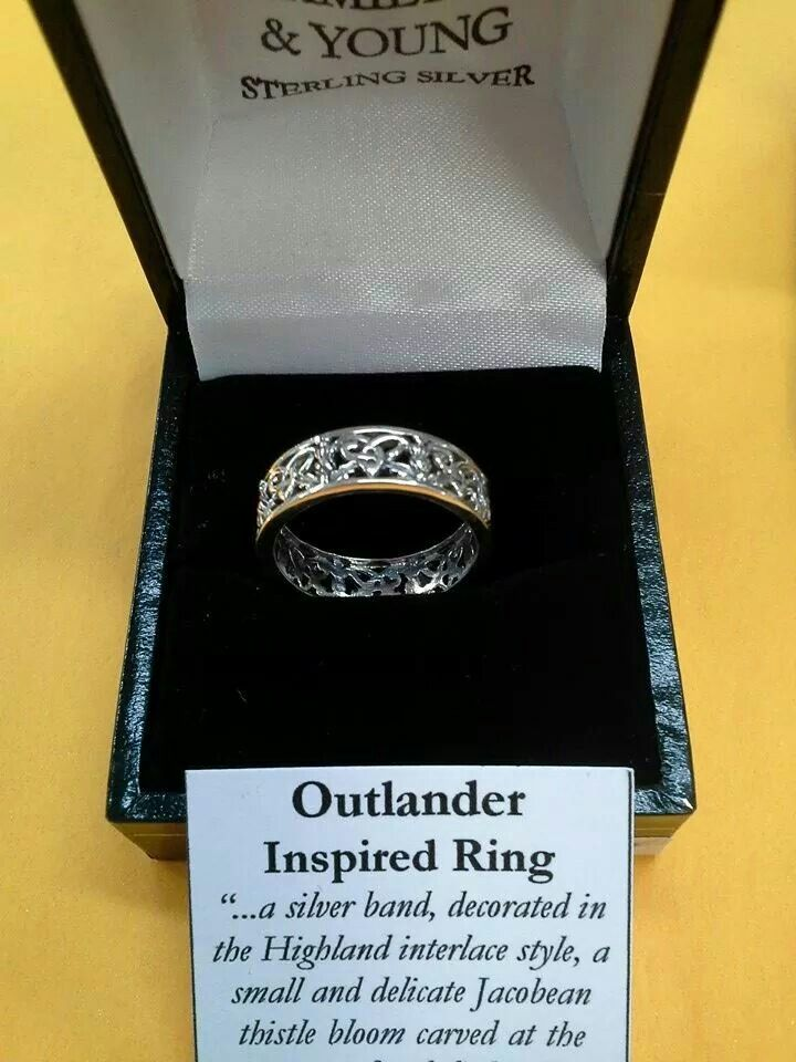 13 best outlander images on Pinterest Celtic rings Rings and Scotland