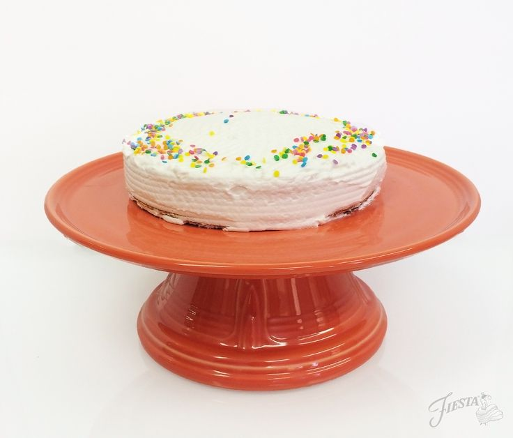 Looking for a stylish way to show off your decadent desserts? Try using our Cake Plate with a Hostess Bowl flipped upside down as a stand! & 80 best Fiesta® / Homer Laughlin China: Cake Stands u0026 Cake Plates ...