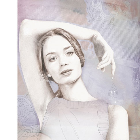 Emily Blunt // By Sara Hingle