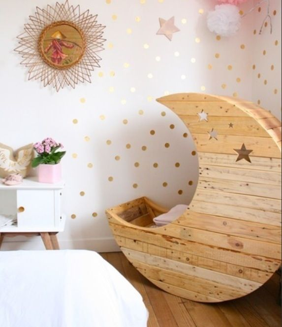 This might be Pinterest's #1 pinned cot. You can get it here. French store that ships anywhere in the world.