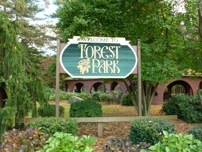 Forest Park, the Jewel of Springfield, Massachusetts