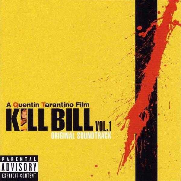 Kill Bill Vol. 1 Original Soundtrack Vinyl - New Arrivals Gear4Geeks