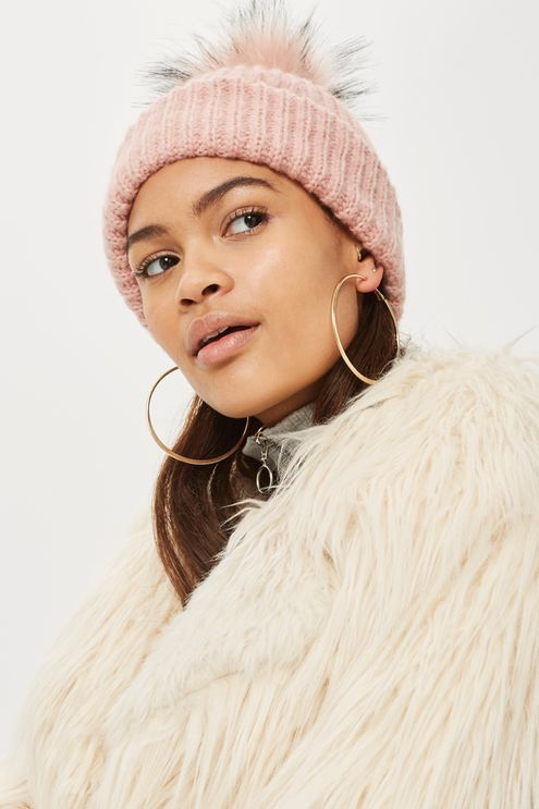 f5912b88ff2 Stay toasty this Jan with a bobble hat like this one from Topshop
