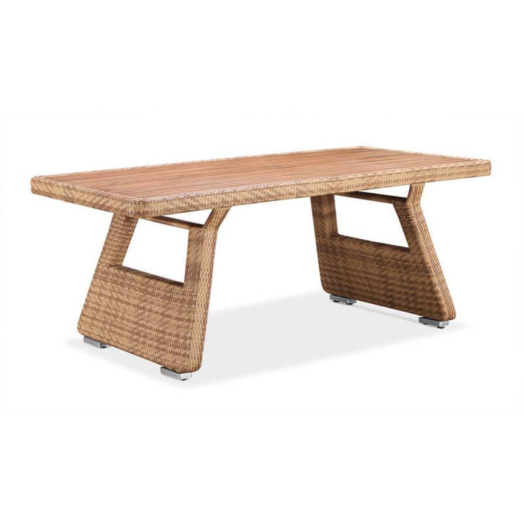 Stoły i krzesła : Palace - meble ogrodowe technorattan zestaw obiadowy 8 osób - Twoja Siesta
