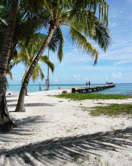 Traumhafte Strände der Florida Keys..