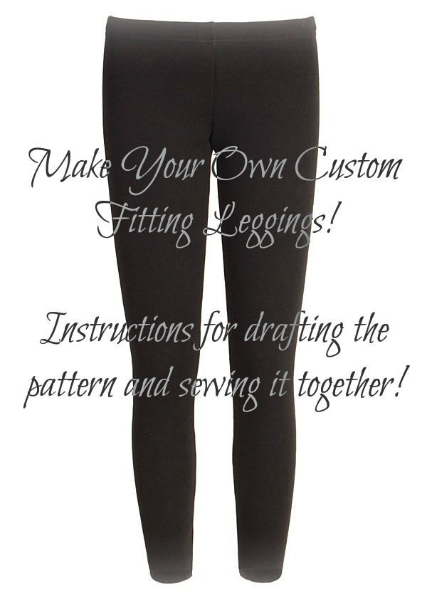 DIY Leggings Pattern