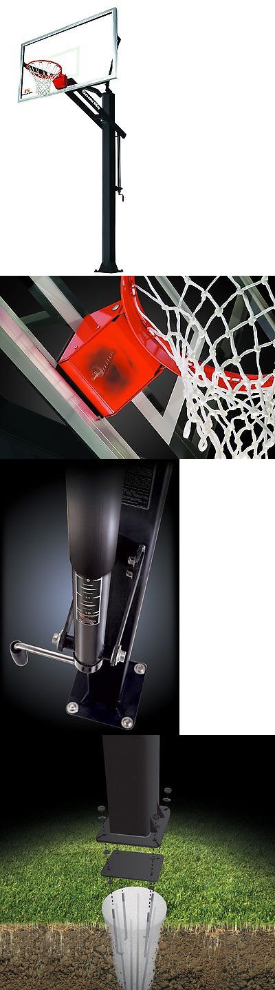 Backboard Systems 21196: Goalrilla Gs72c 72 Basketball System -> BUY IT NOW ONLY: $1499.99 on eBay!